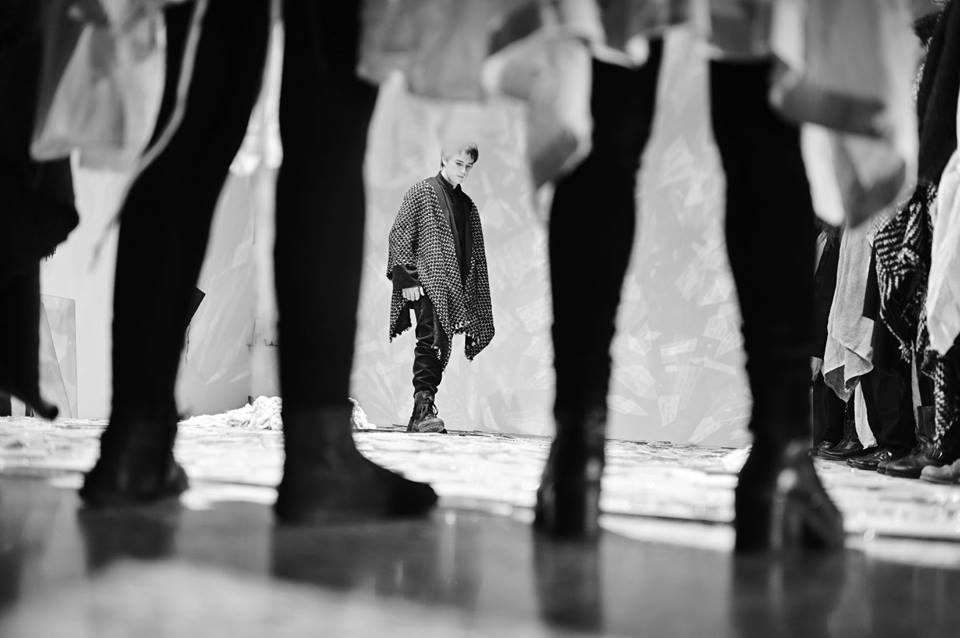 Anam Cara – Dwelling Body, Venice International Performance Art Week, Palazzo Mora, Venice, 2018© Alexander Harbaugh