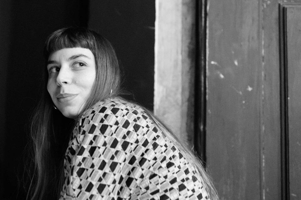 Mauro & Matilde Sambo, Anam Cara – Dwelling Body, Venice International Performance Art Week, Palazzo Mora, Venice, 2018© Alexander Harbaugh