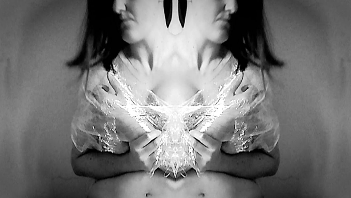 """Anam Cara – Mirror in the Mirror"" (2020), Sabrina Bellenzier"