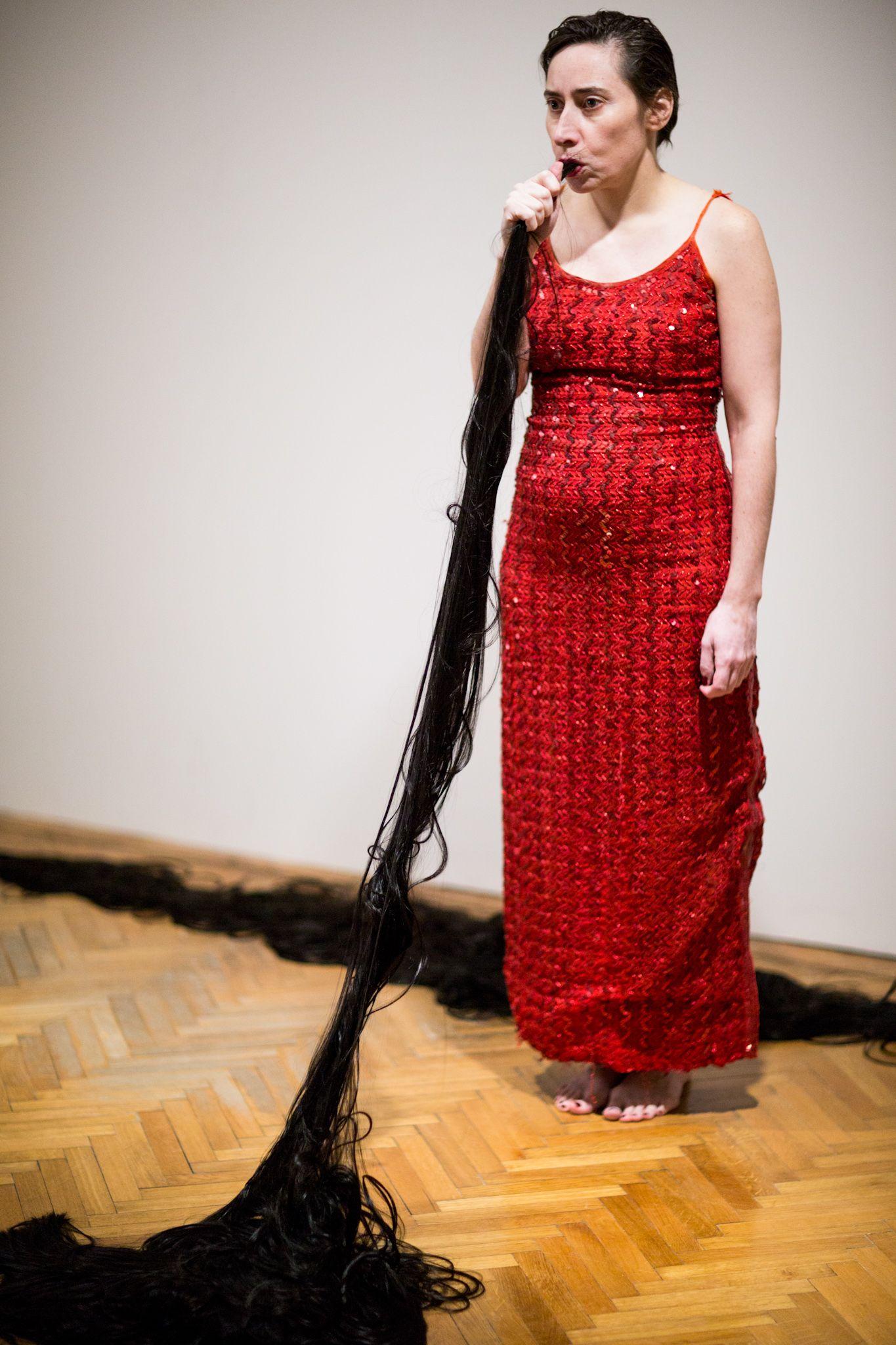 Helena Goldwater, Venice International Performance Art Week 2012