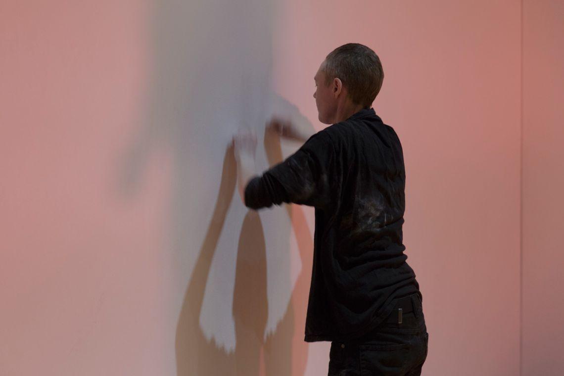 Sandra Johnston & Alastair MacLennan, Let Liminal Loose.Venice International Performance Art Week (2014). Photographs by Monika Sobczak.