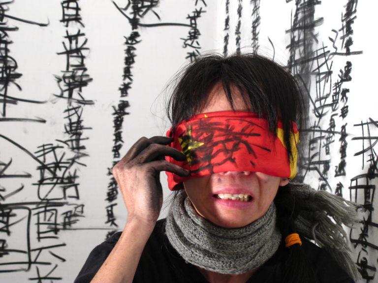 Wen Yau, Wish You Were Here, Venice International Performance Art Week 2014