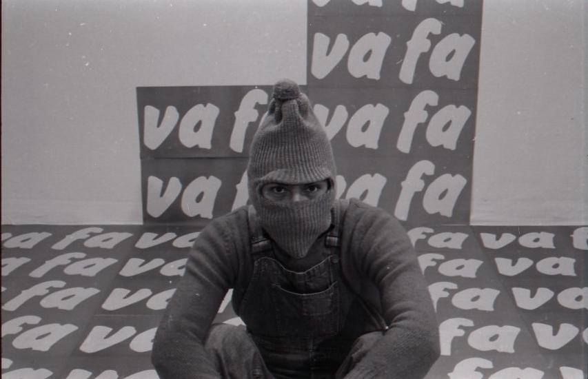 Dimitris Alithinos,VAeFA(1978). Courtesy the artists.