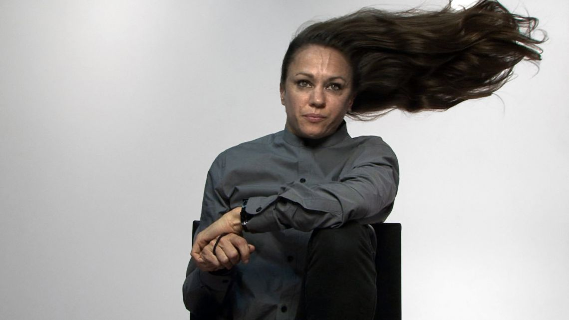 Matej Stupica & Lenka Đorojević, Free fall (2016). Video still frame. Courtesy the artists.