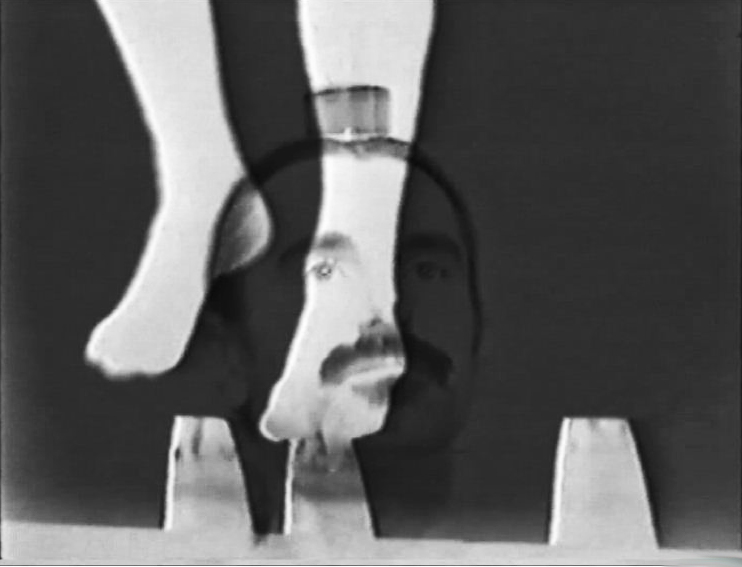 Panos Charalambous, Psychagogia (Entertainment) (1993) Still from the video. Courtesy the artists.