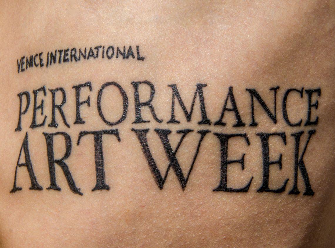 Alperoa, Tattoo for Venice (2012)