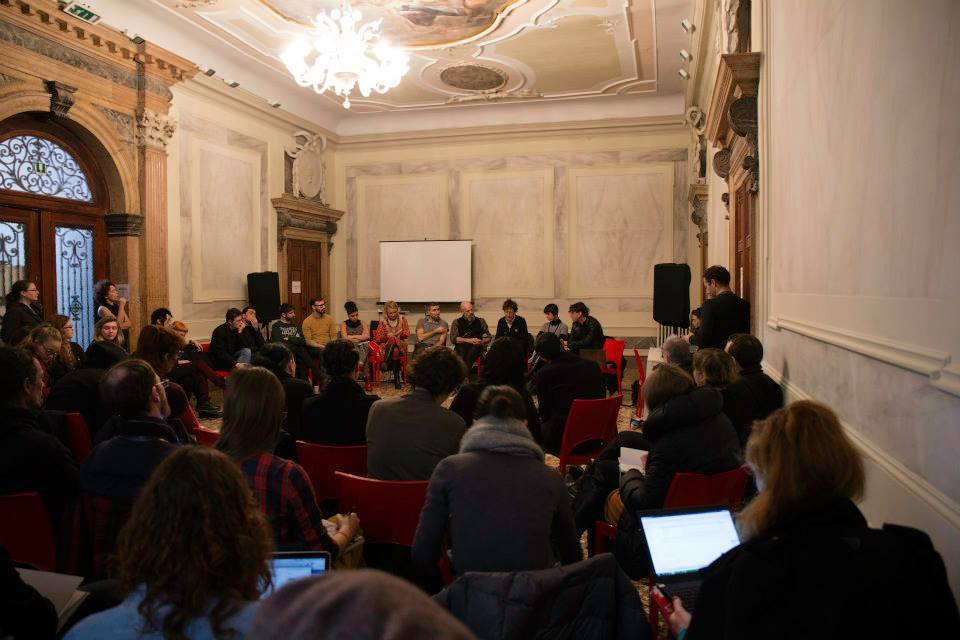 Venice International Performance Art Week, Education, Studies, Talks, Palazzo Michiel